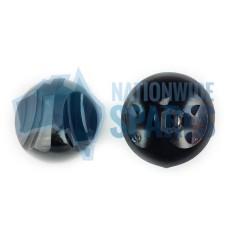 0019007916 Knob Control Black