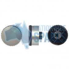 0019008093 Knob Control Silver